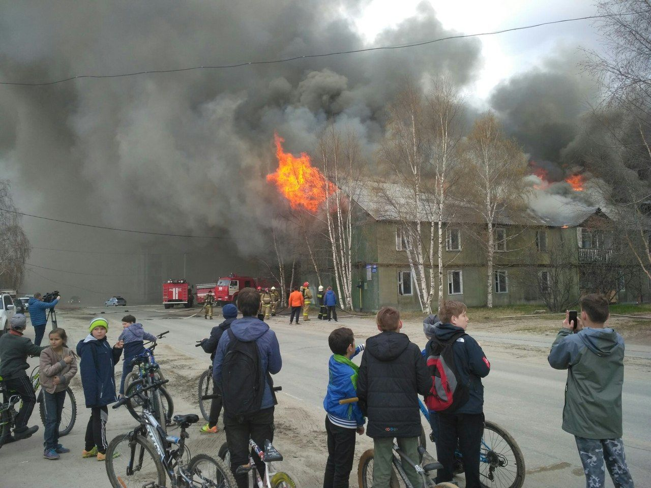 Пожар в костроме на мясницкой фото вам